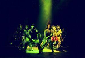 Teatteri, Tanssiryhmät
